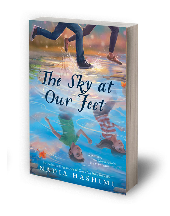 The Sky at our Feet Nadia Hashimi Afghanistan