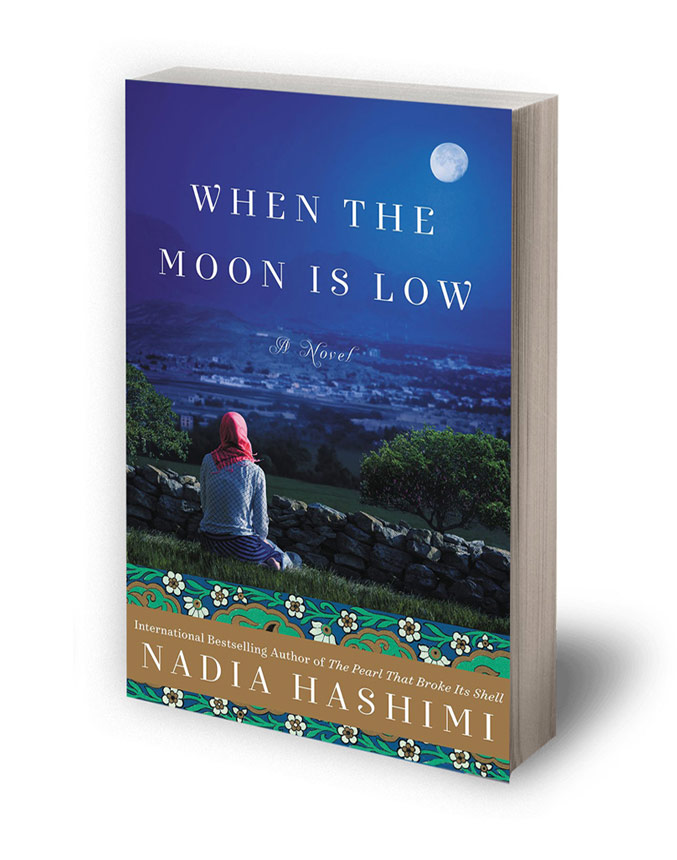When the Moon is Low Nadia Hashimi Afghanistan